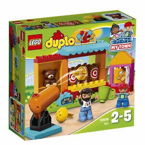 LEGO-Duplo-10839-Wurfbude-NEU-OVP