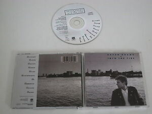 BRYAN ADAMS/INTO THE FIRE(A&M RECORDS 393907-2) CD ALBUM