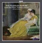 Felix Mendelssohn - Mendelssohn: Lieder ohne Worte; Variations sérieuses (2012)