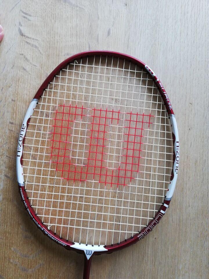 Badmintonketsjer, Yonex og Wilson
