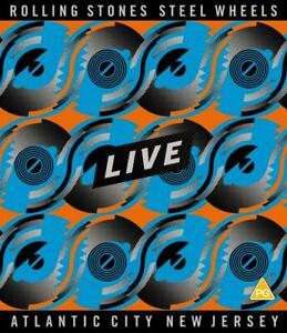 The Rolling Stones - Steel Wheels Live - SD Blu-Ray