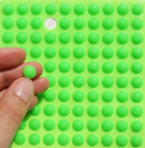 3 m Caoutchouc Electronics Meubles Pieds ~ 10 mm x 4 mm ~ autocollante Sticky Pads