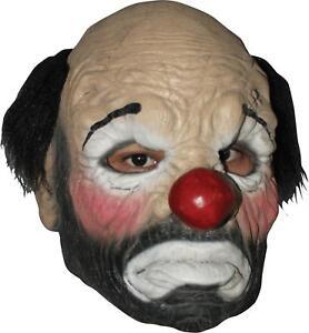 Trauriger Kostüm mit Maske Hobo Clown Erwachsene TB26533 Latex Haaren Hallowneen OxFpn8a8