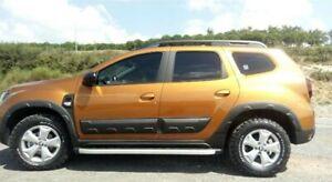 2018Up Dacia Duster Fender /& Door Moulding ABS  Body Kit 12Pieces Off Road