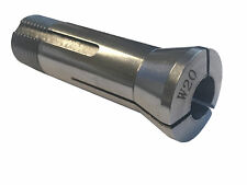 12mm Schaublin Style W20 Lathe Collet 3903 0818