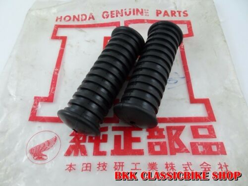 Honda Dream  305 C72 CA72 C77 CA77 Foot Peg Footrest Rubber 50661-259-000  JAPAN