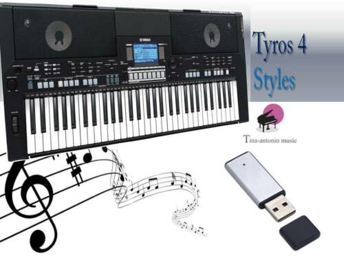 /'/'PSR S650 USB-Stick Tyros4 Styles NEW/'/'