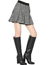 Proenza Schouler Fil Coupé Basket-Weave Tweed Shorts Size US 6 UK 8 S $1,050.00