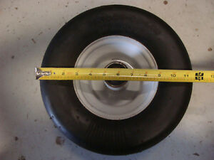Details about HOWSE BUSH HOG JOHN DEERE FINISHING MOWER TIRE WITH RIM  13X6 50-6/4 50