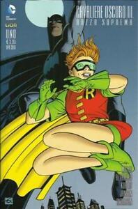 BATMAN CAVALIERE OSCURO III-RAZZA SUPREMA #1 Variant STRANGE COMICS Dave Gibbons