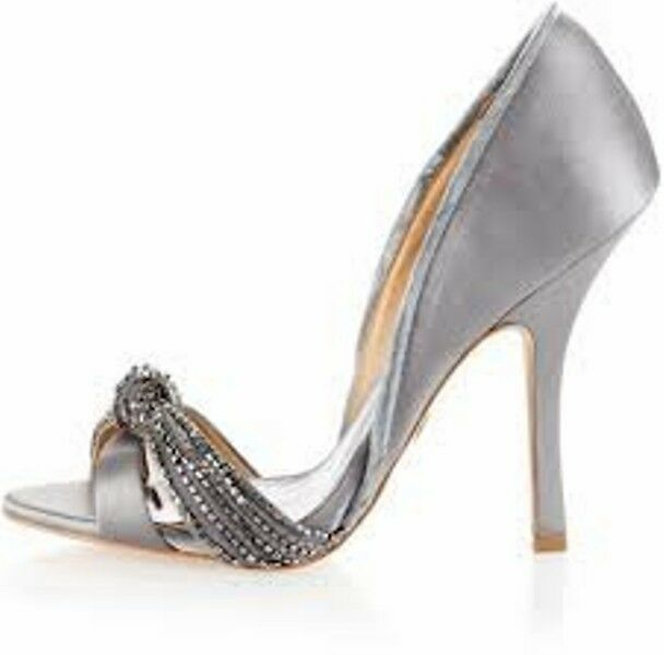 Badgley Zapatos Mischka Gris Sat Mp2307 Noche Zapatos Badgley e8745b
