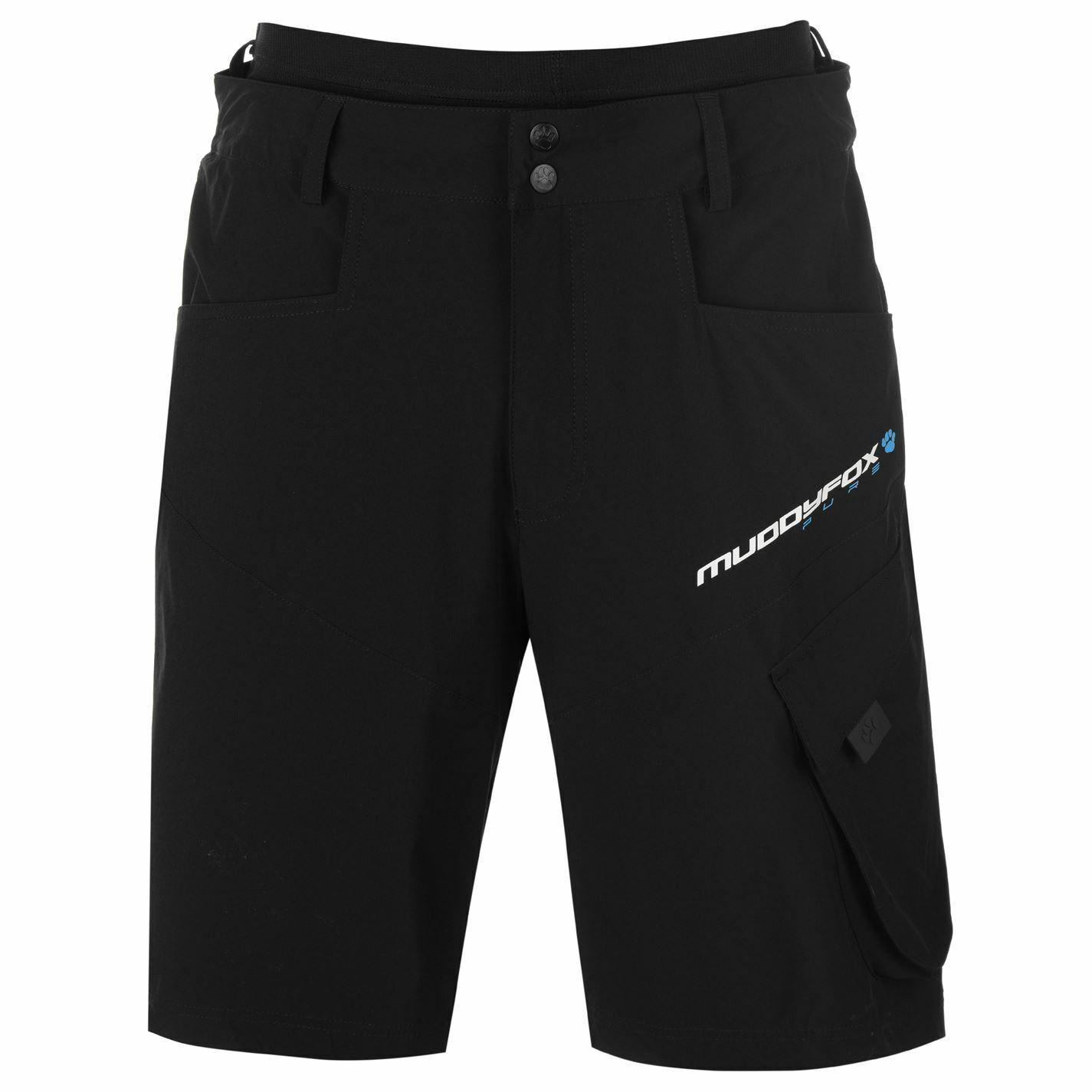 Muddyfox Pure mshort para hombre Caballeros Culote Pantalones Pantalones  Pantalones  hasta un 50% de descuento