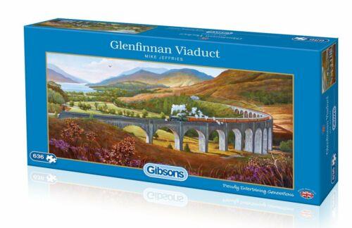 Gibsons Glenfinnan Viaduc Jigsaw Puzzle 636 Pièces