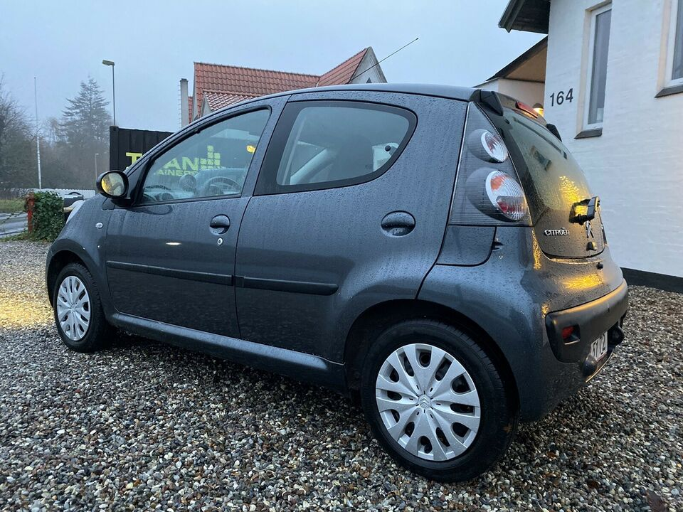 Citroën C1, 1,0i Exclusive, Benzin