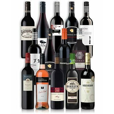 All Killer No Filler Reds (14 Bottles)