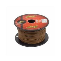 Stinger SPW318BR 500 ft. Roll of PRO Series 18 AWG Gauge Brown Primary Wire