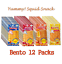 12-Pcs-X-5g-BENTO-SQUID-SNACK-DELICIOUS-SWEET-SPICY-FLAVOR-THAI-DRIED-FOOD thumbnail 1