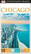 DK Eyewitness Travel Guide Chicago (Eyewitness Travel Guides), DK, New Book