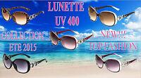Lunettes De Soleil Femmes Anti-reflets Optiques En Polyuréthane Uv400 Été 2015