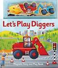 Let's Play Diggers by Alfie Clover (Hardback, 2010)