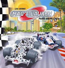 Good, Paint Problems (Mac & Lauren), Dennis, Lisa, Book