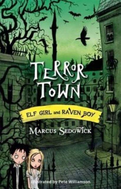 Terror Town: 5 (Elf Girl and Raven Boy)