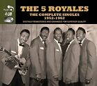 """Complete Singles 1952-1962 by The """"5"""" Royales (CD, Sep-2014)"""
