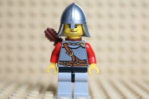 LEGO-Genuine-Castle-Kingdoms-Lion-Knight-Scale-Mail-Chest-Strap-7946-Minifigure