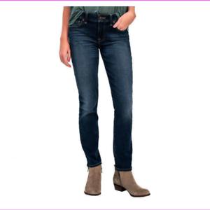 Lucky-Brand-Women-039-s-Lolita-Skinny-Denim-Jeans-Mid-Rise