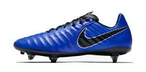 Nike-Football-Crampons-Tiempo-Legend-7-Pro-SG-Bleu