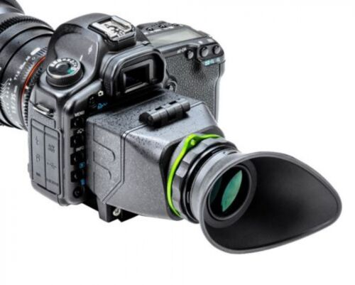 GENESIS CINEVIEW vf PRO DSLR ViewFinder Mirino Oculare 3.2  zoom 2.5