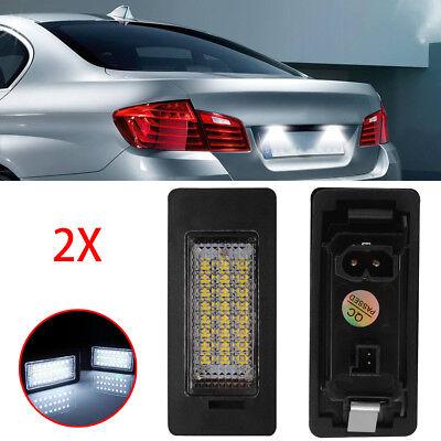 2x Fits BMW X1 E84 Ultra Bright White 24-LED Reverse Light Lamp High Power Bulbs