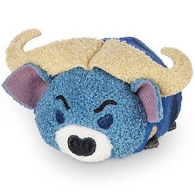 "3.5/"" Mini Plush USA Disney Tsum Tsum ZOOTOPIA Jerry Jumbeaux Jr"
