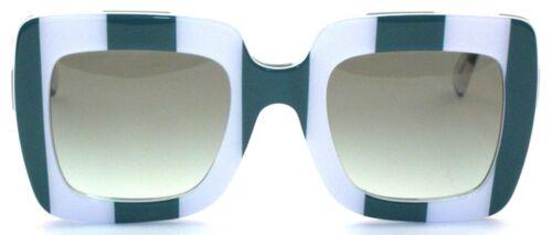 Dolce/&Gabbana Damen Sonnenbrille DG4263 3026//8E 50mm weiß grün 287 37