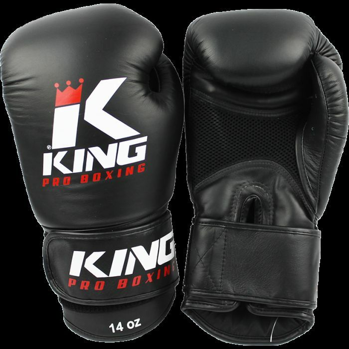 KING Boxhandschuhe Boxhandschuhe Boxhandschuhe KPB BG Air. 14-16oz. 100% Leder. Muay Thai.Training 196a30