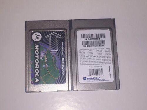 LOT OF 10 MOTOROLA MEDIACIPHER SINGLE-STREAM CABLE CARD P//N 469140-003-00