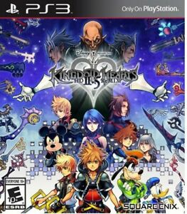 Kingdom Hearts HD 2.5 ReMIX (Sony PlayStation 3 PS3, 2014) **Disc Only**