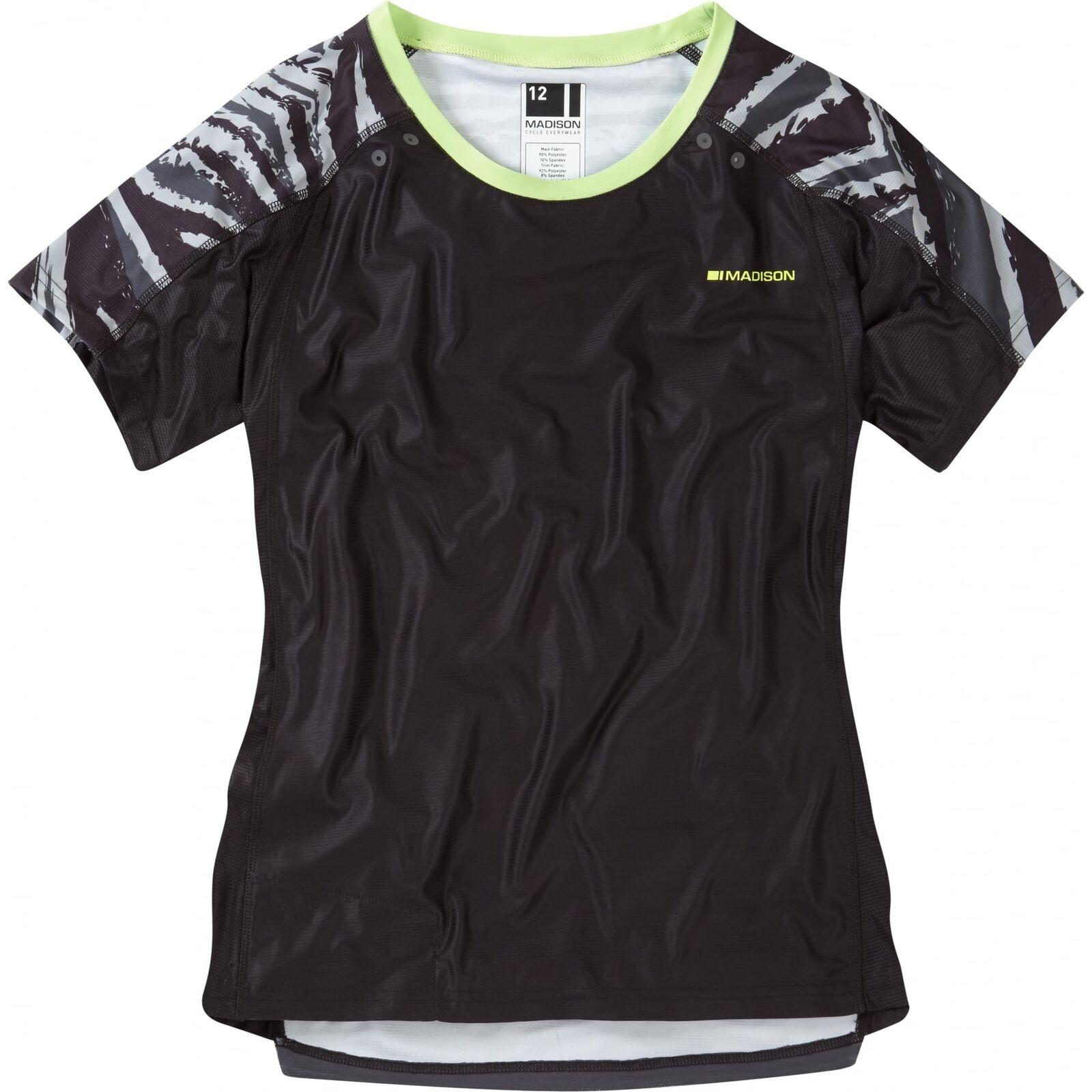 Madison Flux Enduro Women's Short Sleeve Jersey
