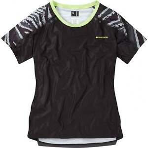 Madison-Flux-Enduro-Women-039-s-Short-Sleeve-Jersey