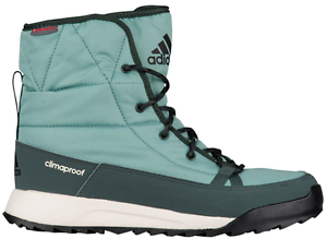 Women's adidas OUTDOOR CLIMAWARM CP CHOLEAH PADDED BOOTS AQ2598 Sizes 7-10
