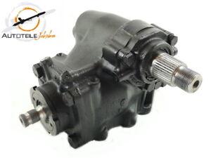 Instandsetzung-Servolenkung-Lenkgetriebe-Mercedes-Benz-SL-C107-R107