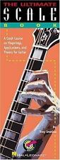 The Ultimate Scale Book : A Crash Course on Fingerings, Applications, and Theory for Guitar by Troy Stetina (1999, Paperback)