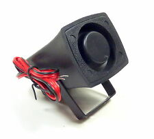 Velleman Mini Piezo Car Alarm Siren Horn 6-12V DC 107dB With Leads