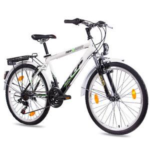 Dettagli Su 24 Pollici City Bike Jugendrad Bicicletta Kcp Terrion Gand 18 Marce Shimano Usato Mostra Il Titolo Originale