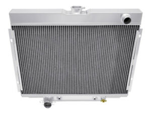1967 1968 1969 Ford Fairlane 4 Row Core DR Aluminum Radiator