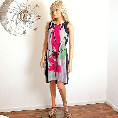 031 Neuஜ Schnittform Sommerkleid Chices Biba Modische Cs Kleid Pink nPgY8wCq