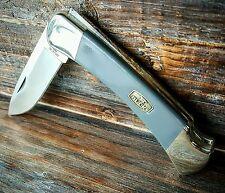 "The ""Ironsides"" Buck Knives 110 Folding Hunter CPM-154, Gray G10"