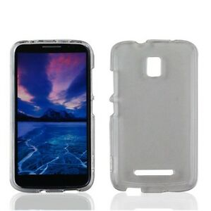 low priced c1629 eaf8f Details about Hard Cover Case for Straight Talk Alcatel One Touch Pop Mega  A995L Phone