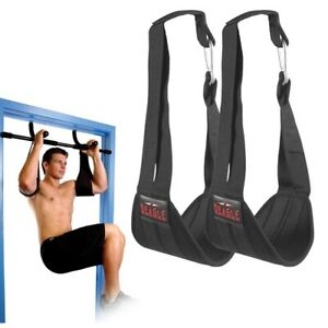 Ab Straps Hanging Abdominal Slings Chinup Exercise For Pullup Home Gym,Workout