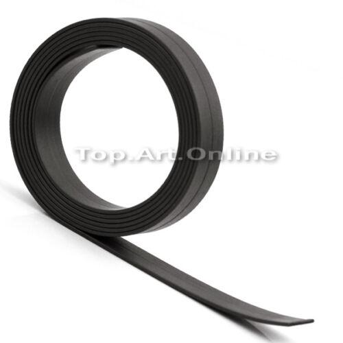 1m 3 Füße Langer Gummi Flexibler Magnetband Handwerk Magnet Streifen